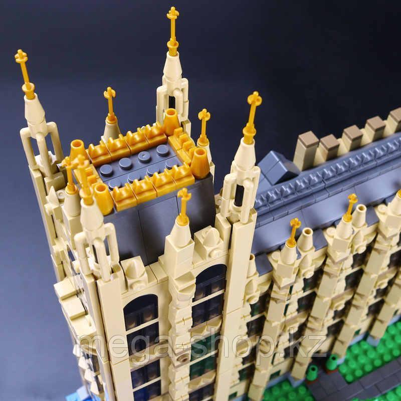 Конструктор lego аналог 10253 Биг бен Lele - фото 4