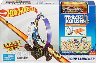 Хот Вилс конструктор трасс с мертвой петлей Hot Wheels Track Builder