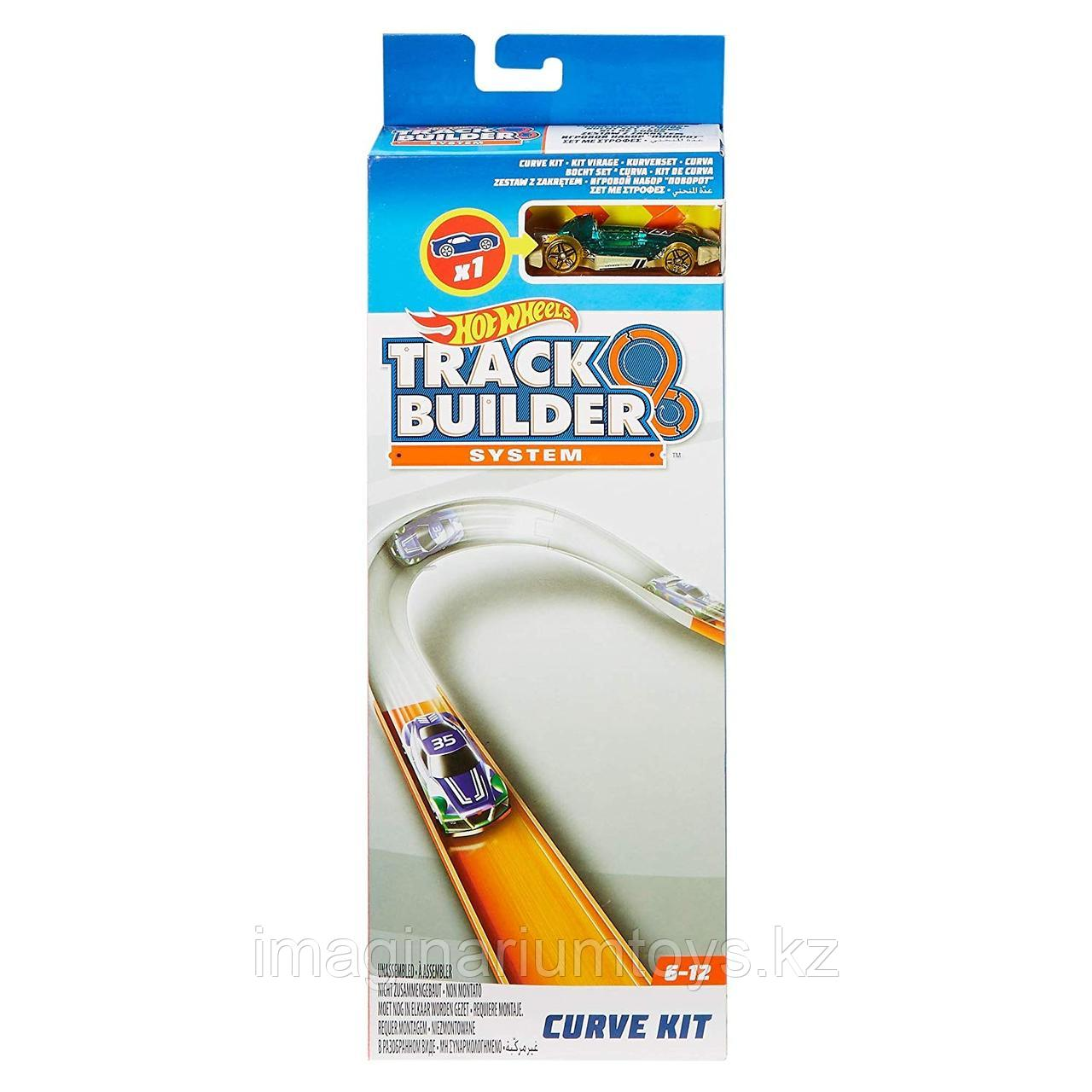Хот Вилс конструктор трасс Hot Wheels Track Builder