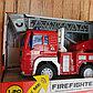 Машинка детская Пожарная, фото 2