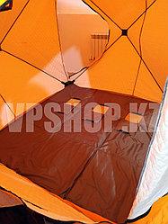Пол для палатки КУБ, размер 2.2х2.2, доставка