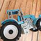 """Игрушка """"Синий трактор"""" 35см, фото 2"""