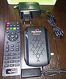 Star Track SRT-6600 Gold - компактный спутниковый Full HD ресивер, T2-MI, фото 3