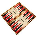 Удачная партия BONDIBON, 3в1 (шахматы, шашки, нарды), ВОХ 30, 1x15, 6x3, 5 см, арт. 18998., фото 4