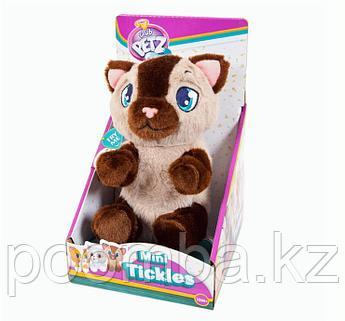 Котенок интерактивный (бежево-коричневый) Club Petz