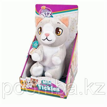 Котенок интерактивный (серый) Club Petz