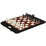 Удачная партия BONDIBON, 4в1 ( шахматы, шашки, нарды, 5 в ряд), ВОХ 24, 2x18, 6x3, 5 см, арт. 8996, фото 3