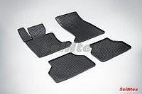 Резиновые коврики для BMW 5 Ser E-60 2003-2010