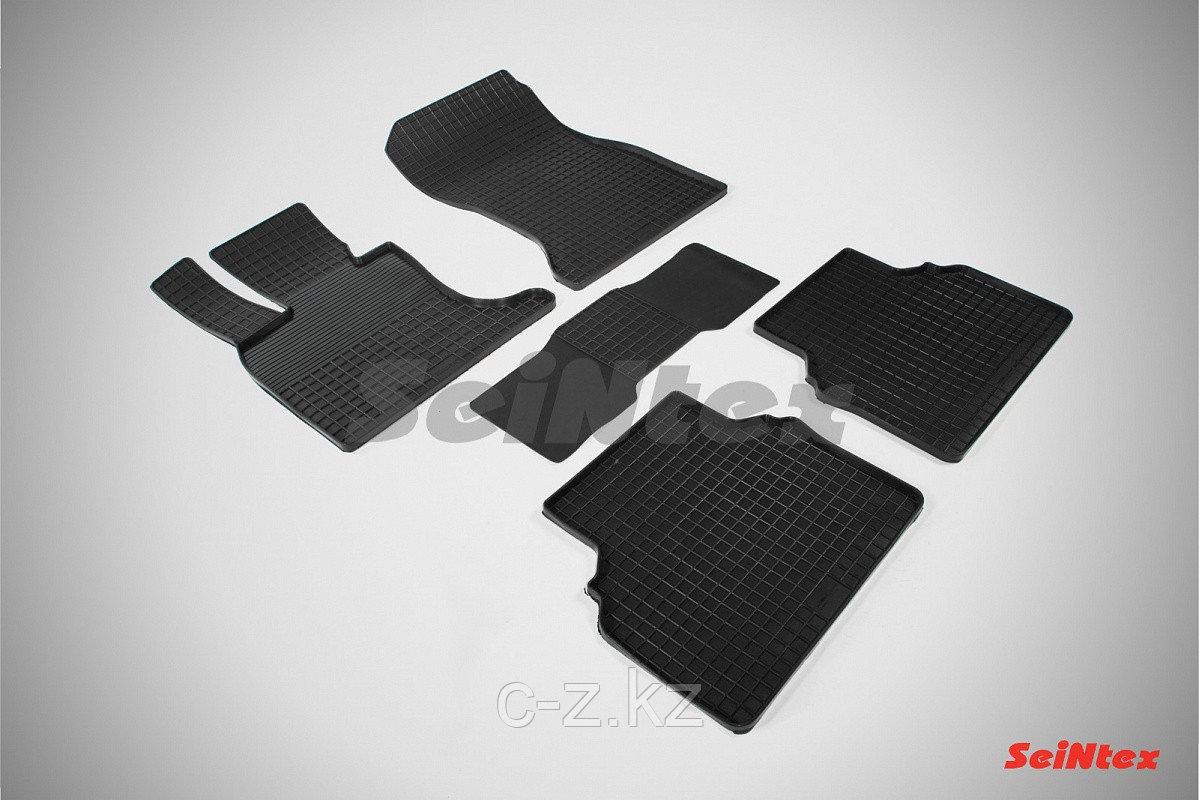 Резиновые коврики для BMW 5 Ser F-10 2009-2013