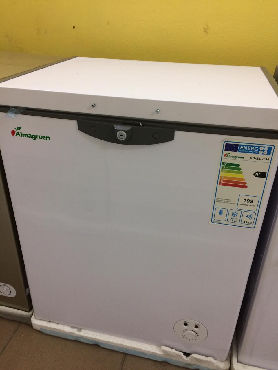 Морозильник-ларь Almagreen-150