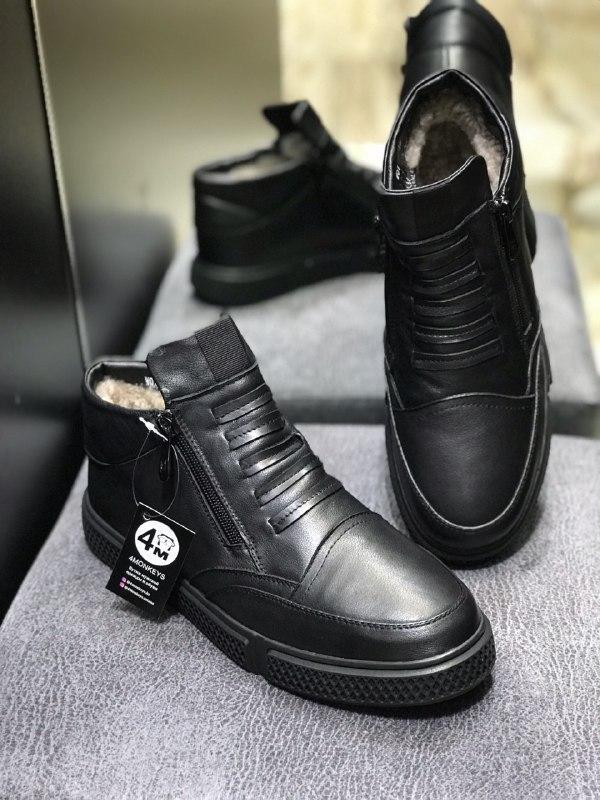 Зимняя обувь - фото 2