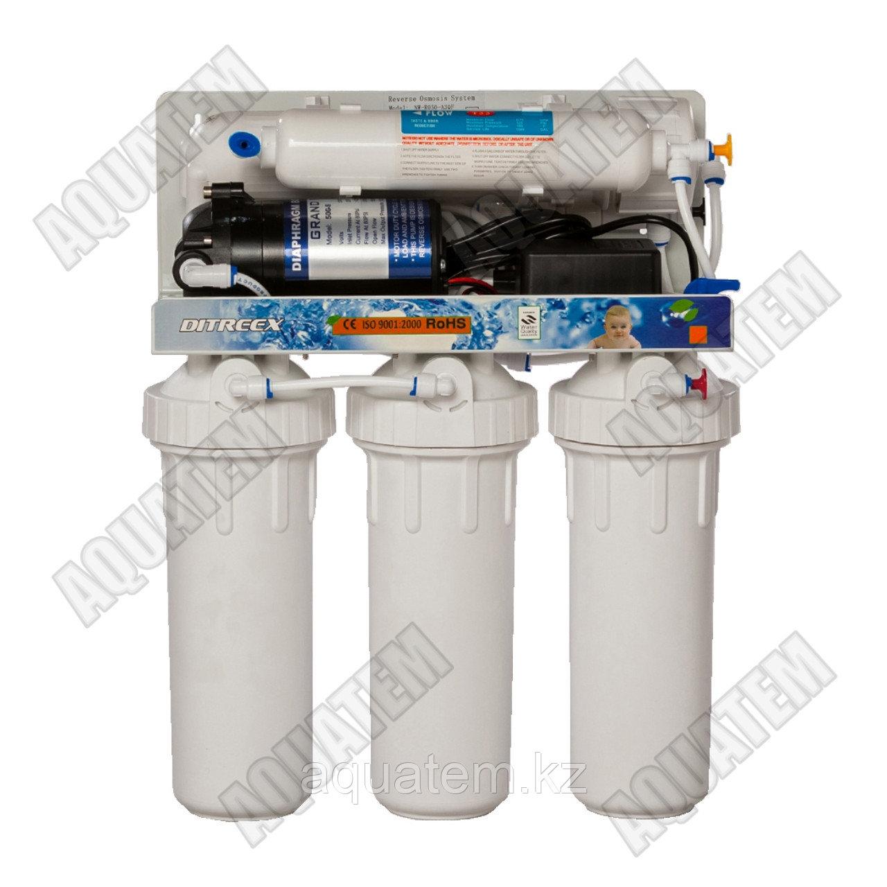 Фильтр обратного осмоса DITREEX RO50A3QF