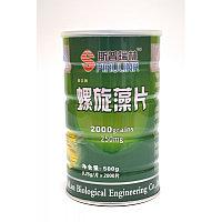 Натуральная Спирулина - 2000 таблеток по 250 мг, фото 1