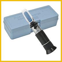 Автомобильный рефрактометр для антифриза, электролита и незамерзайки, фото 3