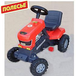 "Каталка-трактор с педалями ""Тurbo"""