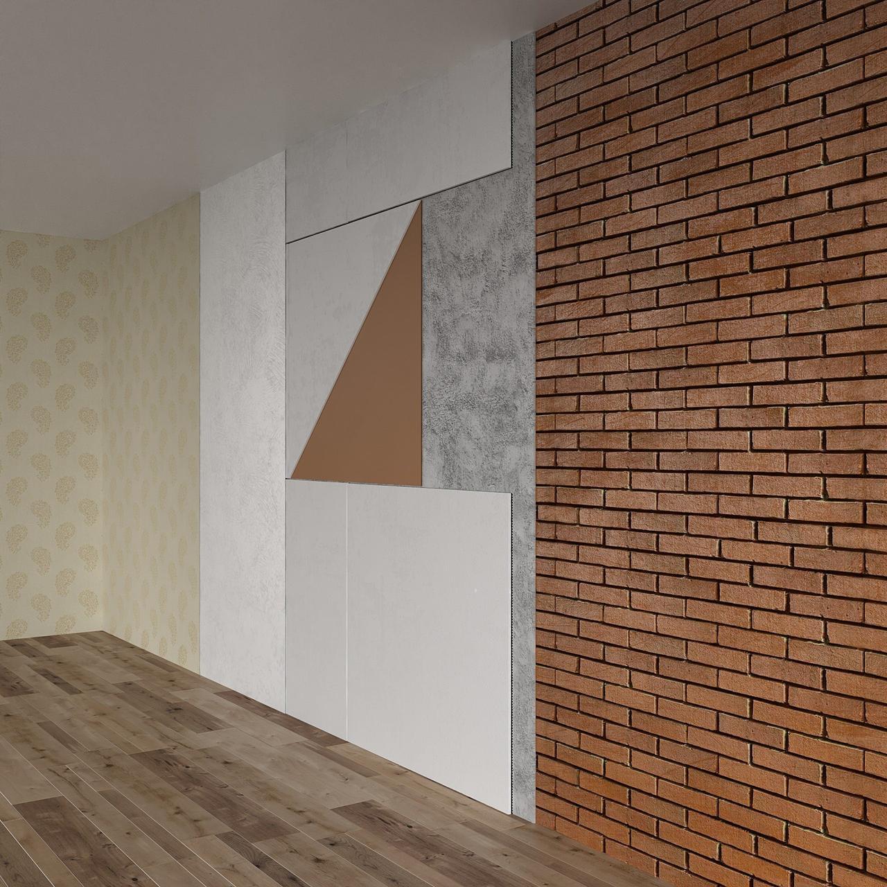Бескаркасная звукоизоляция стен Комфорт +