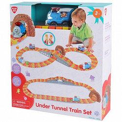 """PlayGo 2900 Набор """"Поезд с тоннелем"""", 3+"""