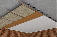 Каркасная звукоизоляция потолка своими руками