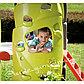 Игровой спортивный комплекс  для дачи, детской и спортивной площадки Smoby  Детская площадка БАШНЯ С ГОРКОЙ, фото 3