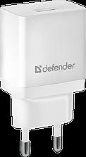 Зарядное устройство сетевое Defender EPA-10, ,белый