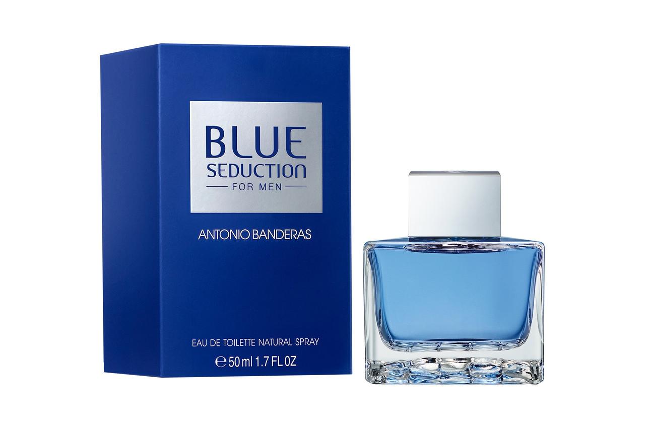 Antonio Banderas Blue Seduction For Men edt 200ml