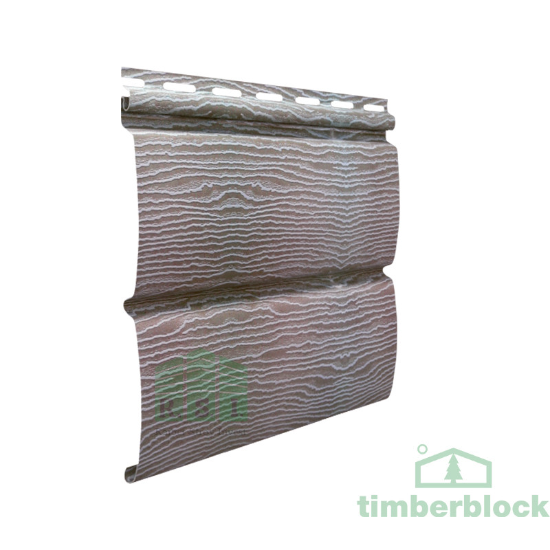 Сайдинг акриловый Timberblock (серебристый дуб)