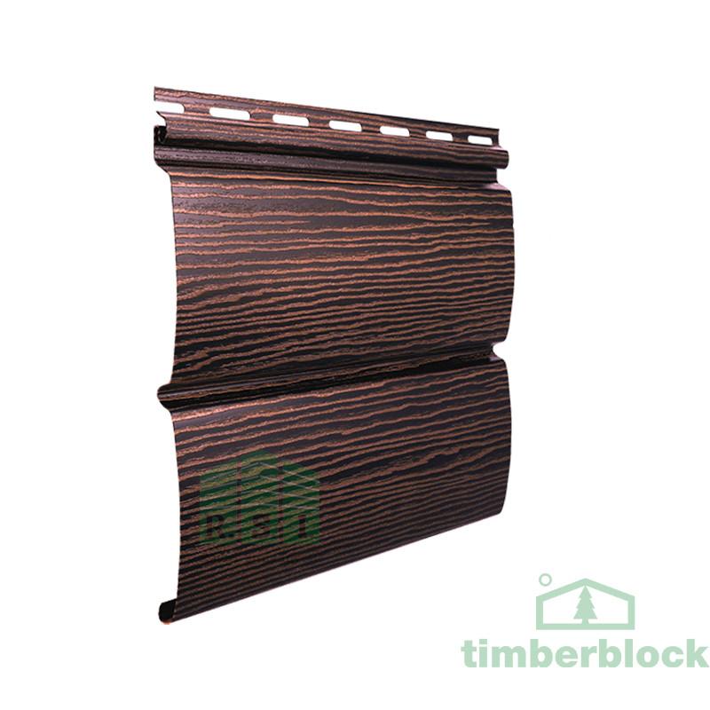 Сайдинг акриловый Timberblock (мореный дуб)