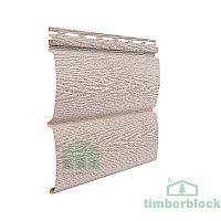 Сайдинг акриловый Timberblock (беленый ясень)