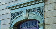 Облицовочные работы фасада натуральным камнем