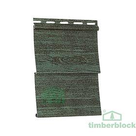 Сайдинг акриловый Timberblock (ирландская ель)