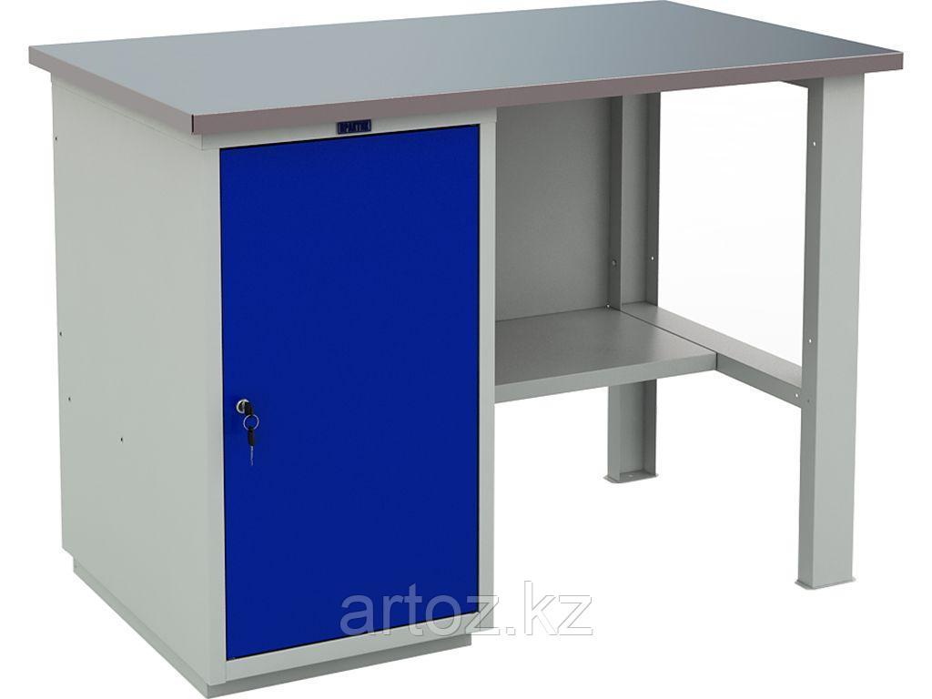 Металлический верстак PROFI (№201) 880x1200x700