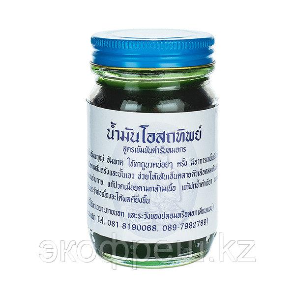 Зеленый тайский бальзам Korn Herb 120 гр.