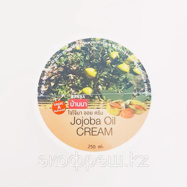 Крем для тела «Масло Жожоба» от Banna 250 мл / Banna Jojoba Body cream 250 ml