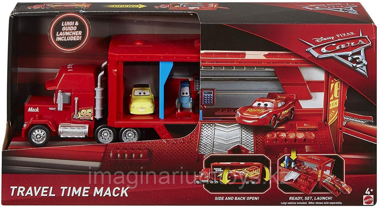 Тачки Мак грузовик