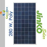 Солнечные панели Jinko Solar 280Вт в Казахстане - №1 панели в мире, фото 1