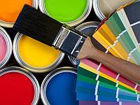 Эмали и краски ассортимент