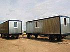Вагончики на колесах для строителей, фото 2
