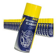 Очистка карбюратора без его разборки MANNOL 9970 Carburetor Cleaner 450 ml (200 free)