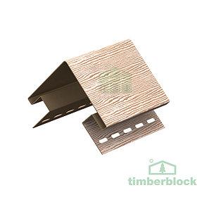Наружный угол Timberblock (натуральный дуб)