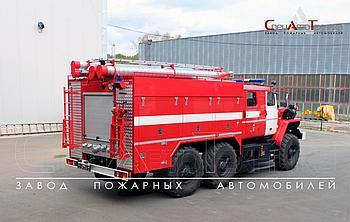 Пожарная автоцистерна АЦ-СПК-3,0-40 (5557) с системой NATISK