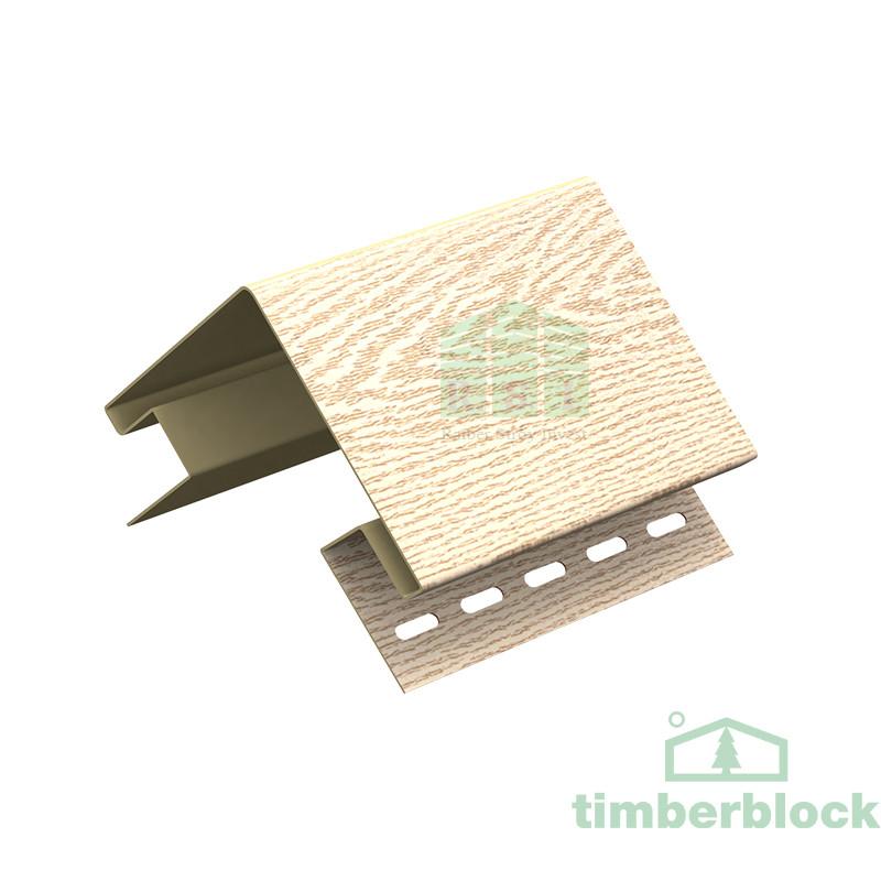 Наружный угол Timberblock (золотистый ясень)