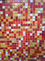 Мозаика стеклянная А 1029 (на бумаге)