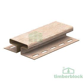 Соединительная планка Timberblock (натуральный дуб)