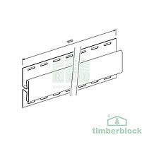Соединительная планка Timberblock (серебристый дуб), фото 2
