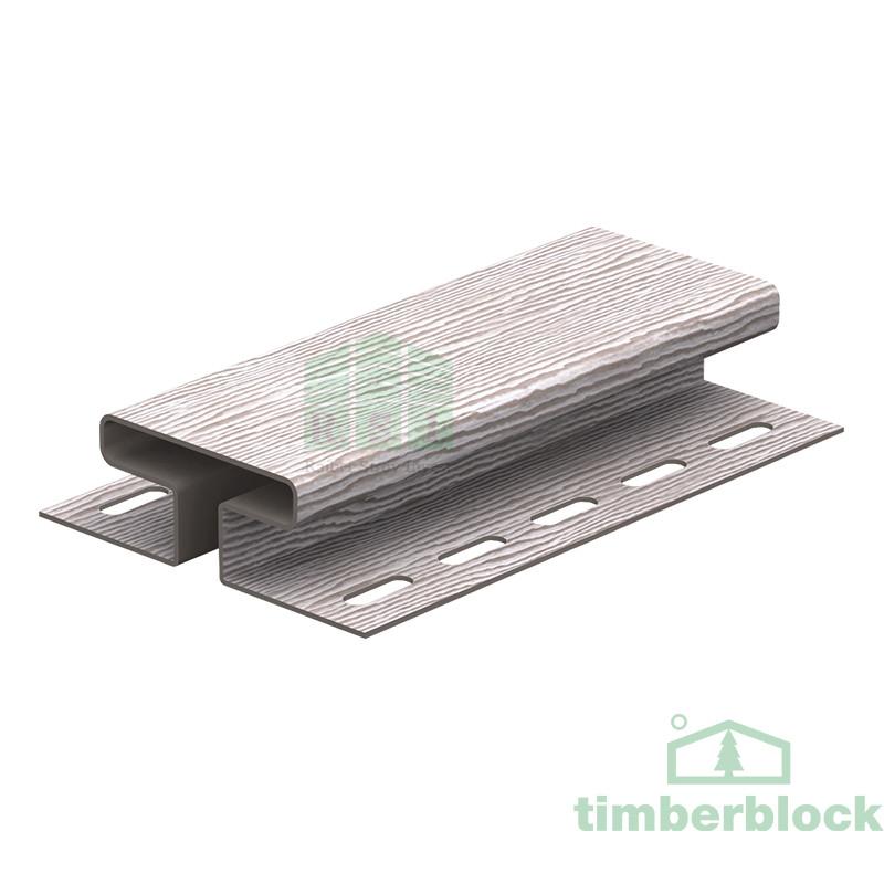 Соединительная планка Timberblock (серебристый дуб)