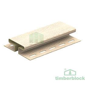 Соединительная планка Timberblock (золотистый ясень)