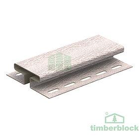 Соединительная планка Timberblock (беленый ясень)