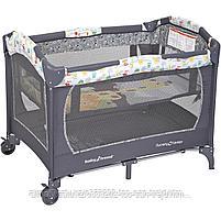 Baby Trend, Манеж-Игровой (коричневый), фото 2