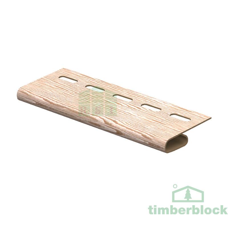 Финишная планка Timberblock (натуральный дуб)
