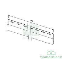 Финишная планка Timberblock (серебристый дуб), фото 2